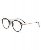 BEAUTY&YOUTH UNITED ARROWS(ビューティーアンドユース ユナイテッドアローズ)の古着「眼鏡」|ブラウン