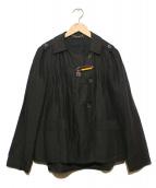 GUCCI(グッチ)の古着「セットアップスーツスカート」|ブラック