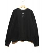 adidas by Alexander Wang(アディダスバイアレキサンダー ワン)の古着「スウェットシャツ」|ブラック