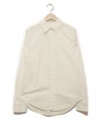 BALENCIAGA(バレンシアガ)の古着「15S/S比翼シャツ」|ホワイト