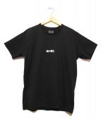 M+RC NOIR(マルシェノア)の古着「バックロゴTシャツ」 ブラック