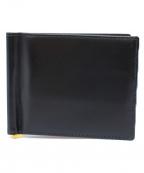 ETTINGER(エッティンガ)の古着「2つ折り財布」|ブラック