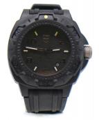 LUMINOX(ルミノックス)の古着「腕時計」|オールブラック