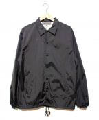 GOOD DESIGN SHOP COMME des GARCONS(グッドデザインショップ コムデギャルソン)の古着「コーチジャケット」 ブラック