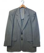 COMME des GARCONS HOMME(コムデギャルソン オム)の古着「[OLD]90'sテーラードジャケット」 グレー