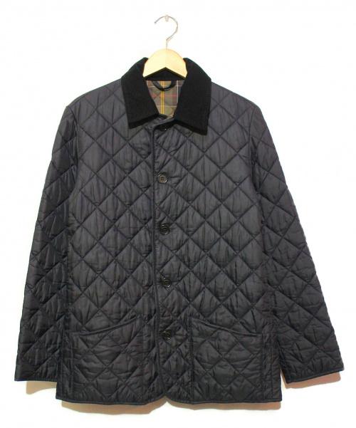 Barbour(バブアー)Barbour (バブアー) キルティングジャケット ブラック サイズ:38 イギリス製 1202224の古着・服飾アイテム