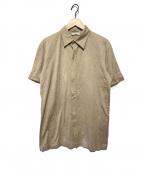 PRADA()の古着「半袖シャツ」|ベージュ