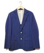 MACKINTOSH PHILOSOPHY(マッキントッシュ フィロソフィー)の古着「2Bジャケット」|ブルー