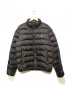 OCTOBERS VERY OWN(オクトーバーズ ベリー オウン)の古着「プリマロフト中綿ジャケット」 ブラック
