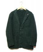 L.B.M.1911(エルビーエム1911)の古着「ウールジャケット」 グリーン