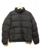 ASPESI(アスペジ)の古着「ダウンジャケット」|ブラック