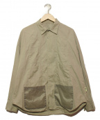 SSZ(エスエスゼット)の古着「サファリジャケット」|グレー