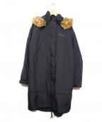 Columbia()の古着「ライナー付き3WAYモッズコート」|ブラック