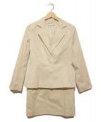 Christian Dior(クリスチャンディオール)の古着「セットアップスーツ」|ピンク