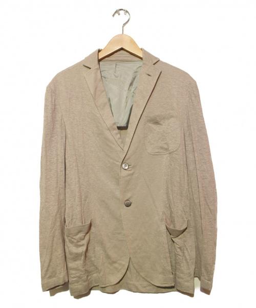 Cruciani(クルチアーニ)CRUCIANI (クルチアーニ) リネンジャケット ベージュ サイズ:46の古着・服飾アイテム