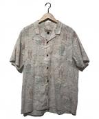 pataloha(パタロハ)の古着「アロハシャツ」|ピンク