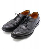 Allen Edmonds(アレンエドモンズ)の古着「ストレートチップシューズ」 ブラック