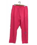 NIKE(ナイキ)の古着「トラックパンツ」|ショッキングピンク