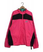 NIKE×ATMOS(ナイキ×アトモス)の古着「トラックジャケット」|ショッキングピンク