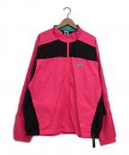 NIKE×ATMOS(ナイキ×アトモス)の古着「トラックジャケット」 ショッキングピンク