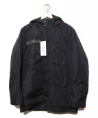 ck Calvin Klein(シーケーカルバンクライン)の古着「ダウンジャケット」 ブラック