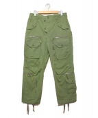 Engineered Garments×BEAMS PLUS(エンジニアードガーメンツ×ビームスプラス)の古着「別注フライトパンツ」|カーキ