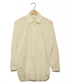 Martin Margiela14(マルタンマルジェラ14)の古着「ストライプシャツ」|ホワイト