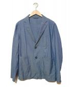 giannetto(ジャンネット)の古着「テーラードジャケット」|ネイビー
