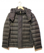 ck Calvin Klein(シーケーカルバンクライン)の古着「2WAYショートダウンジャケット」|ブラック