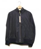 ck Calvin Klein(シーケーカルバンクライン)の古着「リバーシブルジャケット」|ネイビー