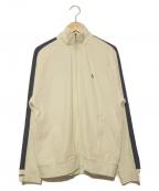 RLX RALPH LAUREN(アールエルエックスラルフローレン)の古着「トラックジャケット」|ホワイト