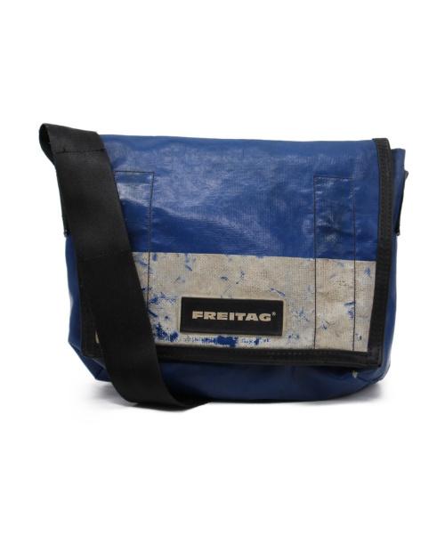 FREITAG(フライターグ)FREITAG (フライターグ) メッセンジャーバッグ ブルー サイズ:-の古着・服飾アイテム
