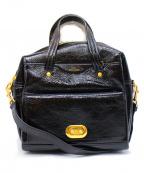 ANYA HINDMARCH()の古着「2WAYバッグ」|ブラック