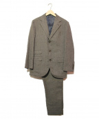 Salvatore Piccolo(サルヴァトーレ・ピッコロ)の古着「3ピーススーツ」 グレー