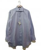 BARBA(バルバ)の古着「ドレスシャツ」|ネイビー
