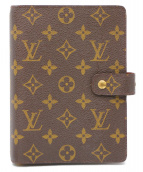 LOUIS VUITTON(ルイヴィトン)の古着「アジェンダGM」