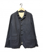 A vontade()の古着「オールドポッタージャケット」|ネイビー