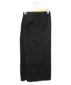 MM6 Maison Margiela(エムエムシックスメゾンマルジェラ)の古着「ジップタイトスカート」|ブラック