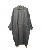 ISSEY MIYAKE(イッセイミヤケ)の古着「80sイカコート」|グレー