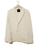 T-JACKET By TONELLO(ティージャケットバイトネッロ)の古着「2Bジャケット」|ホワイト