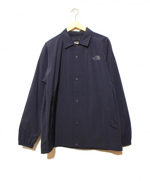THE NORTH FACE(ザ ノース フェイス)THE NORTH FACE (ザノースフェイス) エクスプローラーパーセルコーチジャケット ネイビー サイズ:L NP72062 EXP-Parcel Coach Jacketの古着・服飾アイテム