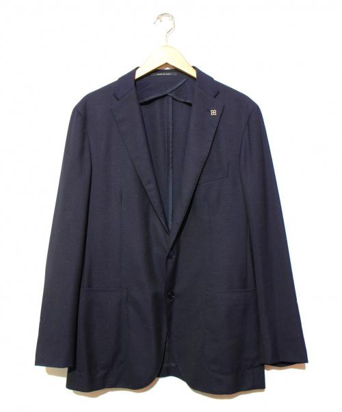 TAGLIATORE(タリアトーレ)TAGLIATORE (タリアトーレ) 2Bジャケット ネイビー サイズ:54の古着・服飾アイテム
