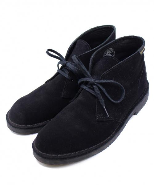 CLARKS(クラークス)CLARKS (クラークス) デザートブーツ ブラック サイズ:8 1/2 GORE-TEXの古着・服飾アイテム