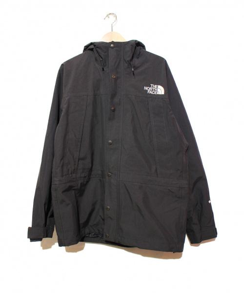 THE NORTH FACE(ザ ノース フェイス)THE NORTH FACE (ザノースフェイス) マウンテンライトジャケット ブラック サイズ:L NP11834 Mountain Light Jacketの古着・服飾アイテム