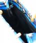 中古・古着 BURBERRY LONDON (バーバリーロンドン) ブルーレーベルチェックミニトートバッグ ブルー サイズ:-:7800円