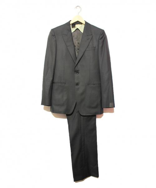 N.HOOLYWOOD(ミスターハリウッド)N.HOOLYWOOD (エヌハリウッド) セットアップスーツ ブラック サイズ:36 232-JK03 pegの古着・服飾アイテム