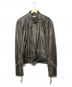 RED MOON(レッドムーン)の古着「ライダースジャケット」|ブラック