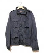 ASPESI(アスペジ)の古着「M65ジャケット」 ネイビー