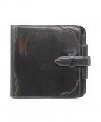 WILDSWANS(ワイルドスワンズ)の古着「アドゥバンスト手帳カバー」|ブラック