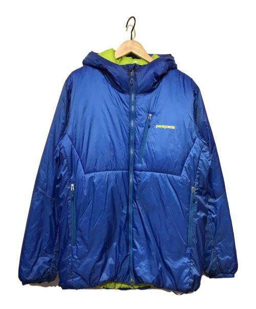 Patagonia(パタゴニア)Patagonia (パタゴニア) ダスパーカ ブルー サイズ:Lの古着・服飾アイテム